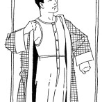 In praise of dressing gowns