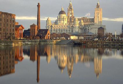 Liverpool: Three Graces/Kevin Jump/flickr