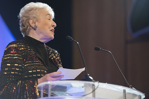Dame Stephanie Shirley/James Ram/flickr