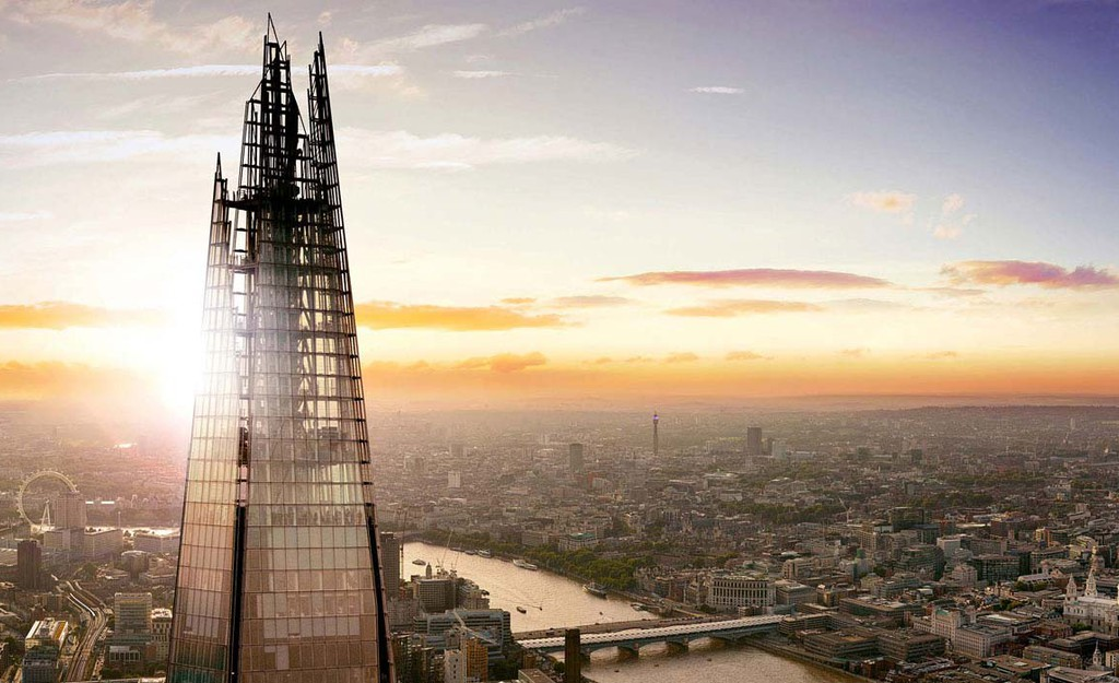 The View from The Shard/The Shard