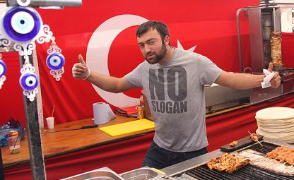 Turkish kebab guy/Chris Goldberg/flickr