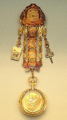 Chatelaine, Brisitsh Museum/Kotomi creations/flickr