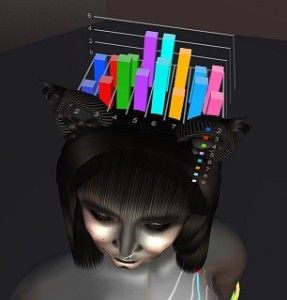 Excel hair ornaments/Ellf Hayter/flickr