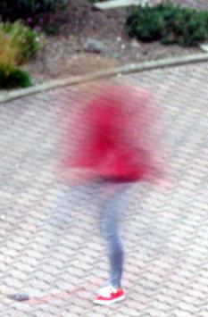 Invisible girl/Erich Ferdinand/flickr