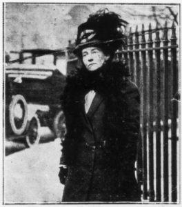 Emily Davison, May 1913/Google images