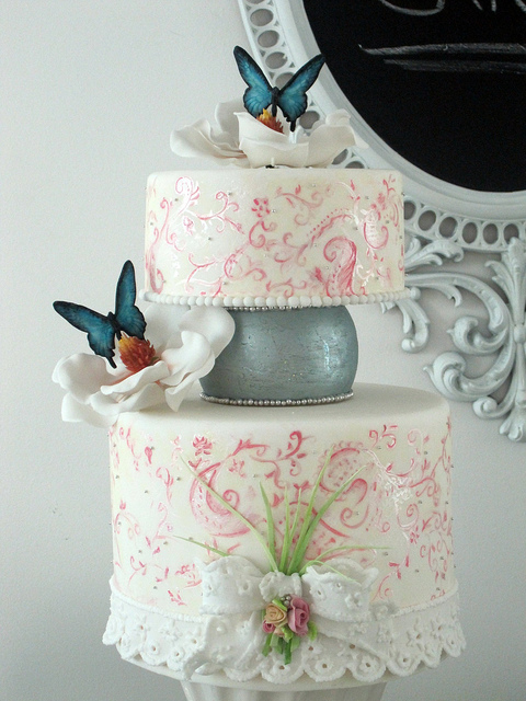 Serenity close-up/Wicked Little Cake Company/Flickr