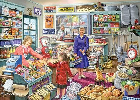 The Village Shop/Paul Townsend/flickr