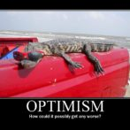 Optimism is good for you